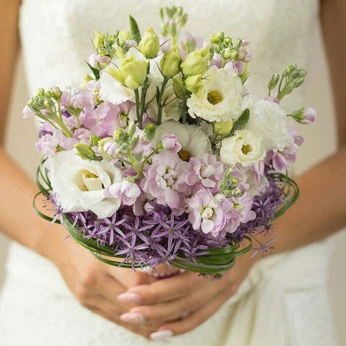 THE PERFECT MATCH BRIDAL BOUQUET 2