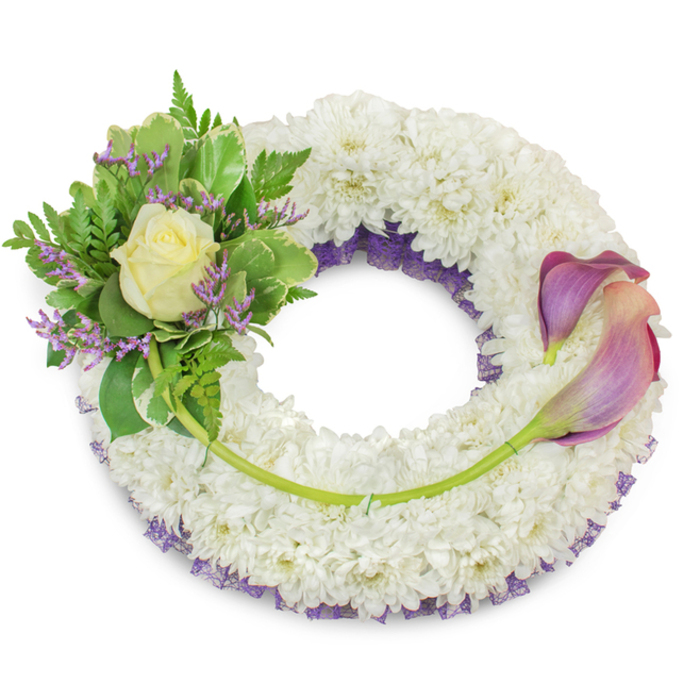 PEACEFUL WREATH