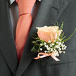 THE SOUND OF LOVE BUTTONHOLE